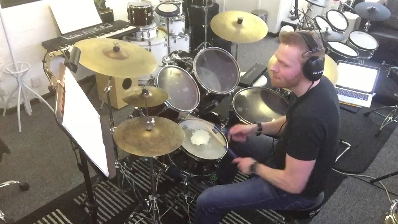 I Am The Music Man - Trinity Rock and Pop Initial Grade Drums