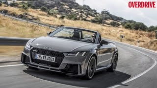 Audi TT RS Coupé and Roadster - First Drive Review
