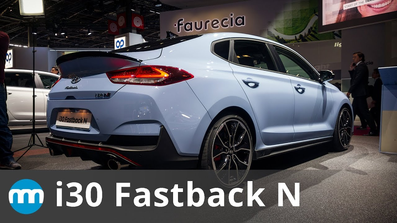 2019 hyundai i30 fastback n everything you need to know. Black Bedroom Furniture Sets. Home Design Ideas