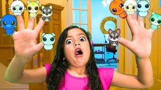 La Familia Dedo De Colores | The Finger Family Song - Colors!