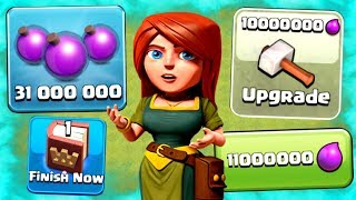 40 MILLION LOOT SPENDING SPREE! ✅ Clash Of Clans