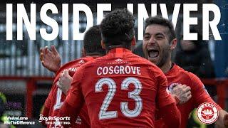 INSIDE INVER   Larne 4-1 Linfield
