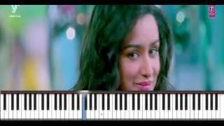 Tum Hi Ho - Aashiqui 2 - Acoustic Piano Instrumental Cover - Manoj Yarashi