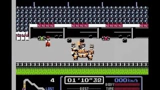 Mario in the '80s (6): Famicom Grand Prix: F1 Race