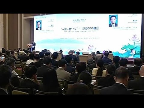 China encourages more financial expansion in Belt and Road countries