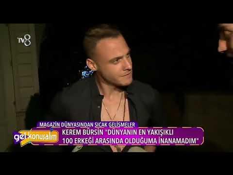 Kerem Bürsin'den Yeni Röportaj
