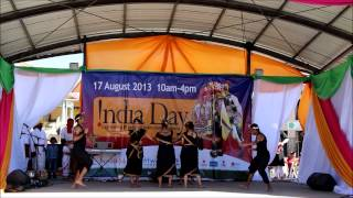 India Day 2013 @ Johannesburg (Kannada Koota Dance Performance was the best performance)