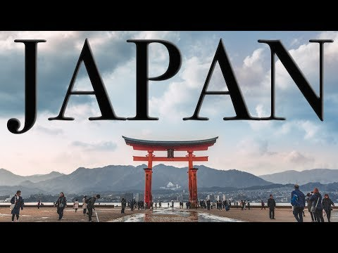 JAPAN 2017 - Land Of The Rising Sun