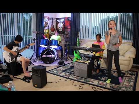 Stone Cold by Demi Lovato - live band cover