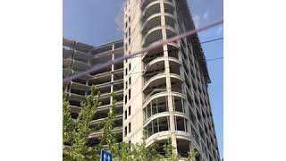 Девелопмент плаща жилой комплекс ход строительства. Краснодар. Новостройки. Квартиры