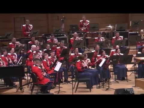 "SCHOENBERG American Symphony - ""The President's Own"" U.S. Marine Band"