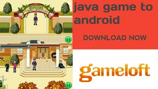 #javagame #gamerstown High School Hook Ups Java Game To Android & Ios