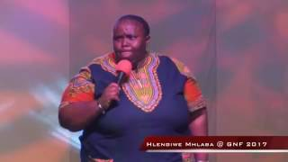Hlengiwe Mhlaba - ministering at GNF Ministries