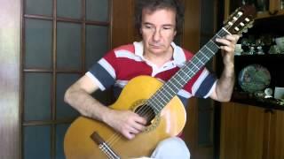 La Guerra di Piero (Classical Guitar Arrangement by Giuseppe Torrisi)
