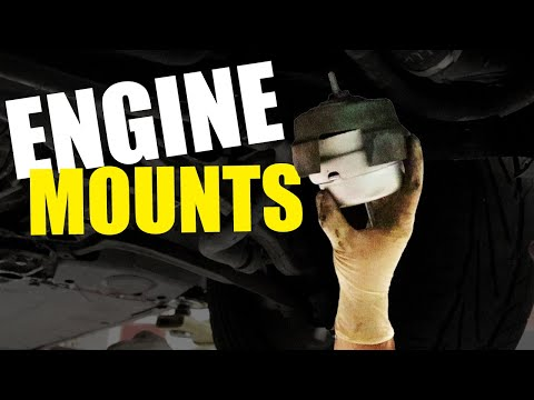 How to Replace Engine Mounts on a B7 Audi A4