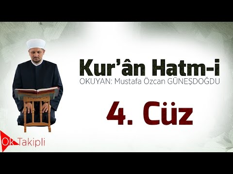 HATİM O4.CÜZ Mustafa Özcan GÜNEŞDOĞDU