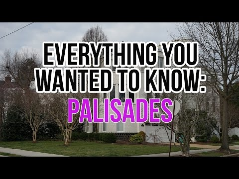 Palisades DC | Living in the Palisades