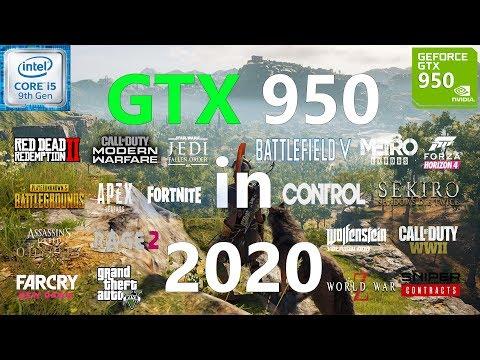 GTX 950 Test
