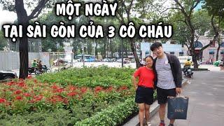 Út yêu cực thích Mua sắm,Đi dạo phố, bưu điện, nhà thờ Đức Bà tại Sài Gòn