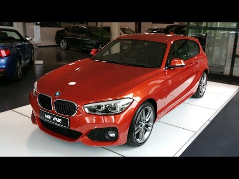 2015 bmw 118d 3 t rer m sportpaket youtube. Black Bedroom Furniture Sets. Home Design Ideas