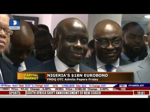 Capital Market: Significance Of $1bn Eurobond Listing To Operators, Investors Pt 1