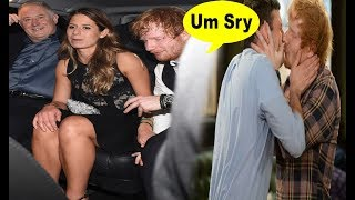 ed sheeran and cherry seaborn Wedding day