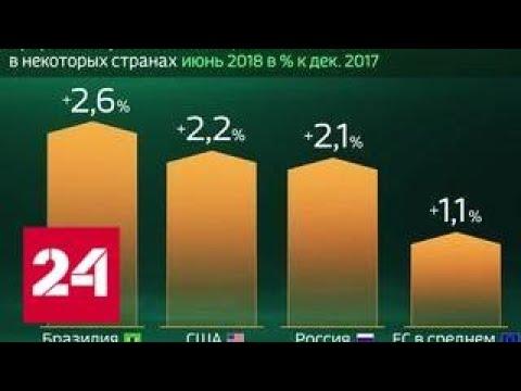 Россия в цифрах. Какие товары и услуги подорожали за год – Россия 24