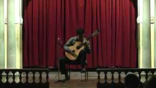 Hommage a Villa-Lobos (I- Climazonie) - Roland Dyens Por Heiner Bernal Vanegas