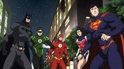 Liga da Justiça: Guerra (é o Vingadores da DC)   DC ANIMADO