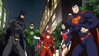 Batman a serie animada super animes