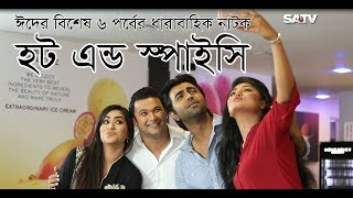 Bangla Natok Hot N Spicy Ep 06 | Moushumi Hamid | Apurba | Momo | Naim