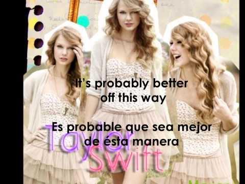 I Almost Do - Traducida al español - Taylor Swift - Red