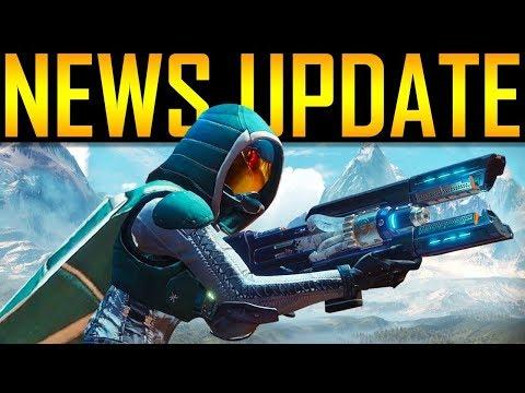 Destiny 2 - NEWS UPDATE!