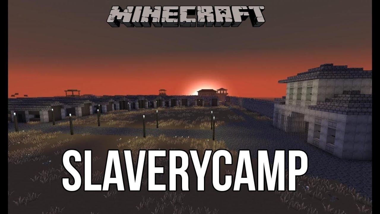 Minecraft Bukkit Plugin Tutorial - Slavery Camp - Mine Your Way Out of Jail!