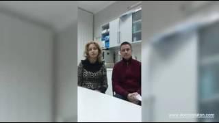 Лечение геморроя 3 стадии - Носко Платон Михайлович(Пациентка на 14 день после операции геморроидэктомии аппаратом Ligasure (контрольный осмотр). Оперативное вмеша..., 2016-05-26T19:31:27.000Z)