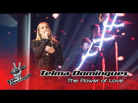 "Telma Domingues - ""The Power of Love"" 