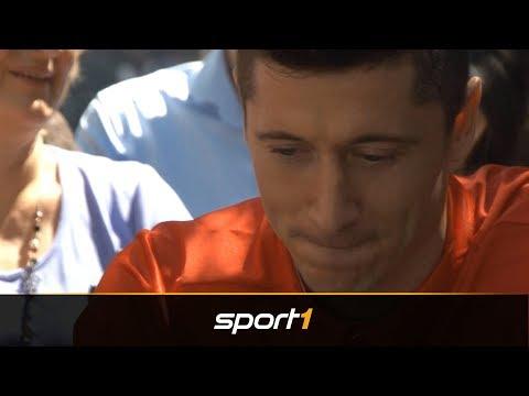 FC Bayern: Robert Lewandowski trennt sich von Berater | SPORT1 - Der Tag