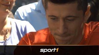 FC Bayern: Robert Lewandowski trennt sich von Berater   SPORT1 - Der Tag
