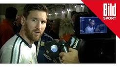 Rücktritt! Messi macht Schluss mit der argentinischen Nationalmannschaft