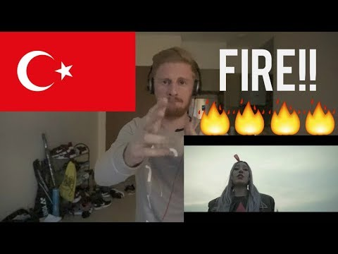 (FIRE!!) Pi ft. Emrah Karakuyu - Komik Olma (Official Video) // TURKISH RAP REACTION