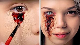 Scary Halloween and SFX Makeup Ideas