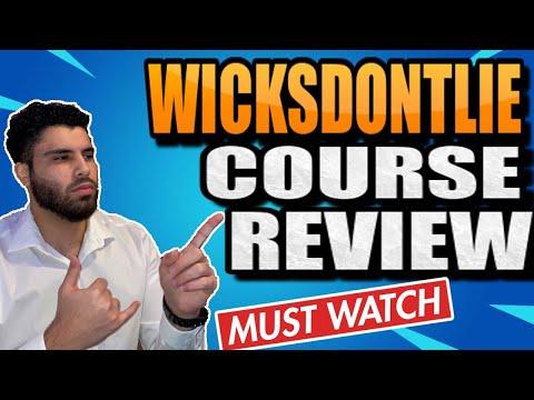 WicksDontLie Forex Course Review (Market Fluidity)