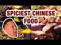 IS THIS THE SPICIEST CHINESE FOOD IN THE WORLD? (Hunan Food) // Fung Bros