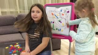 Обзор детской Доски для рисования