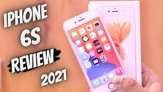 iPhone 6S Should You Buy In 2021 Apple iphone 6S Review in 2021