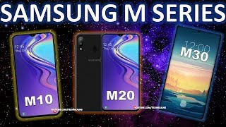 Samsung M Series, Samsung Galaxy M10,M20,M30 Specification - Leaks | Technical NG