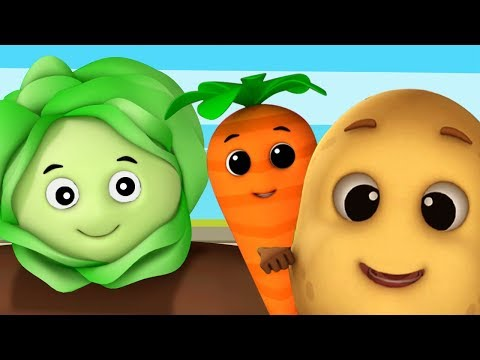 Aloo Bola Mujhko Khalo | Hindi Nursery Rhymes | आलू बोला मुझको खालो | Baby Box India | BalGeet Hindi