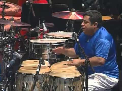 Tony Perez Heineken Jazz Fest 2004.