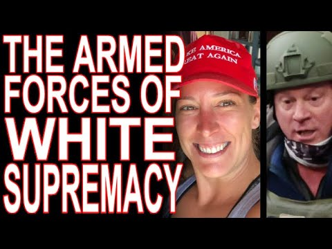The US Military Knowingly Protects White Supremacists & Promotes Treason