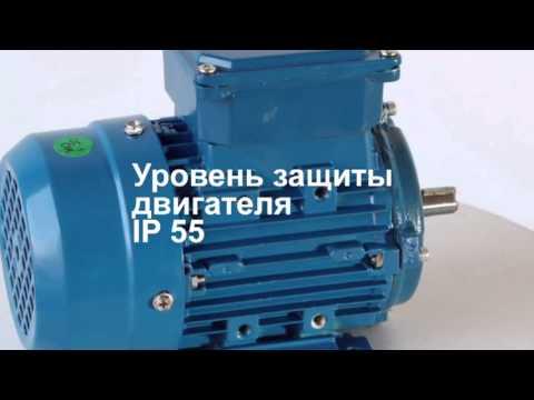 Электродвигатель АИР 71 А4 - YouTube